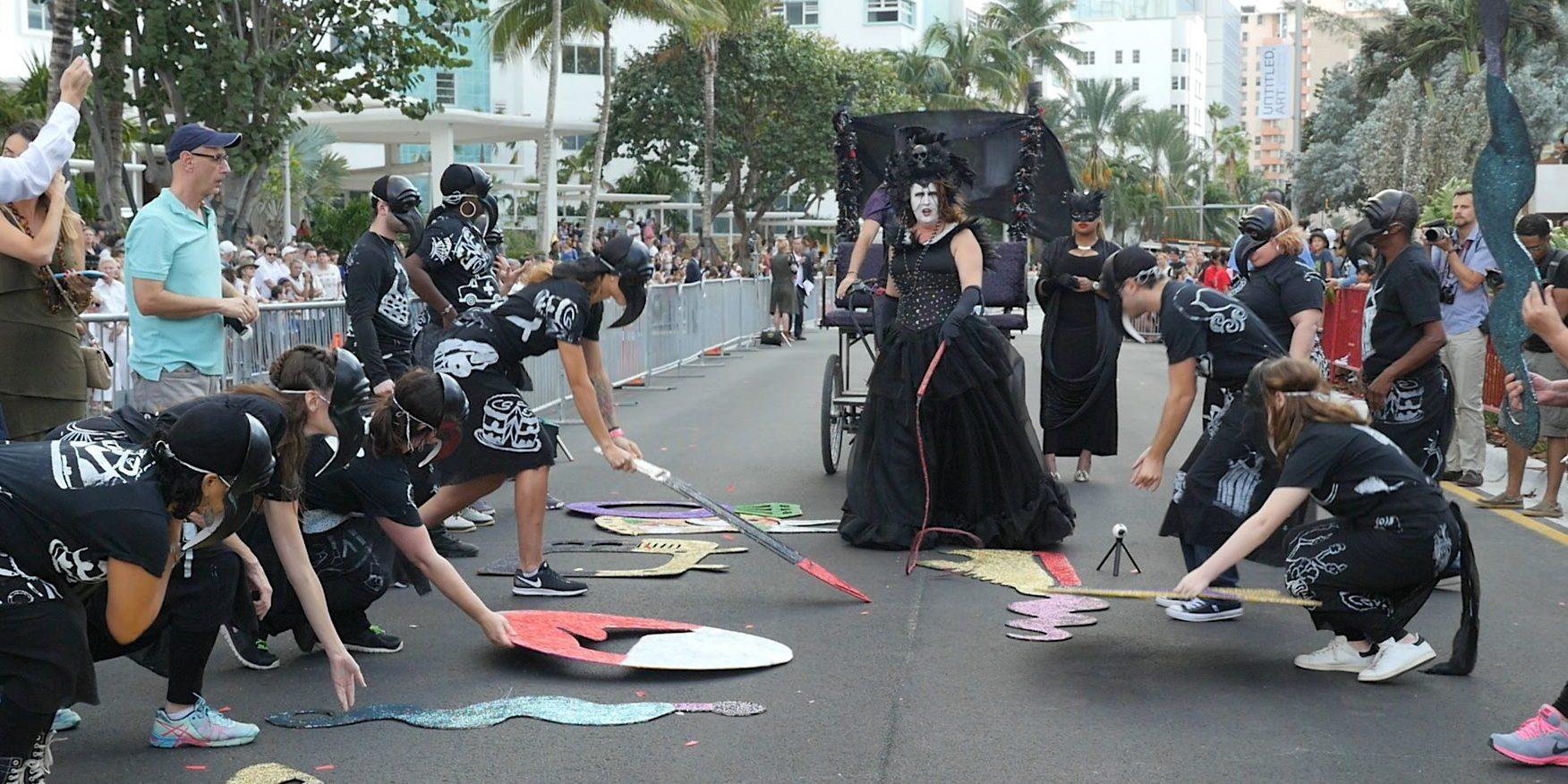 Carnival Arts, Siren Song. Photo Marilyn Loddi