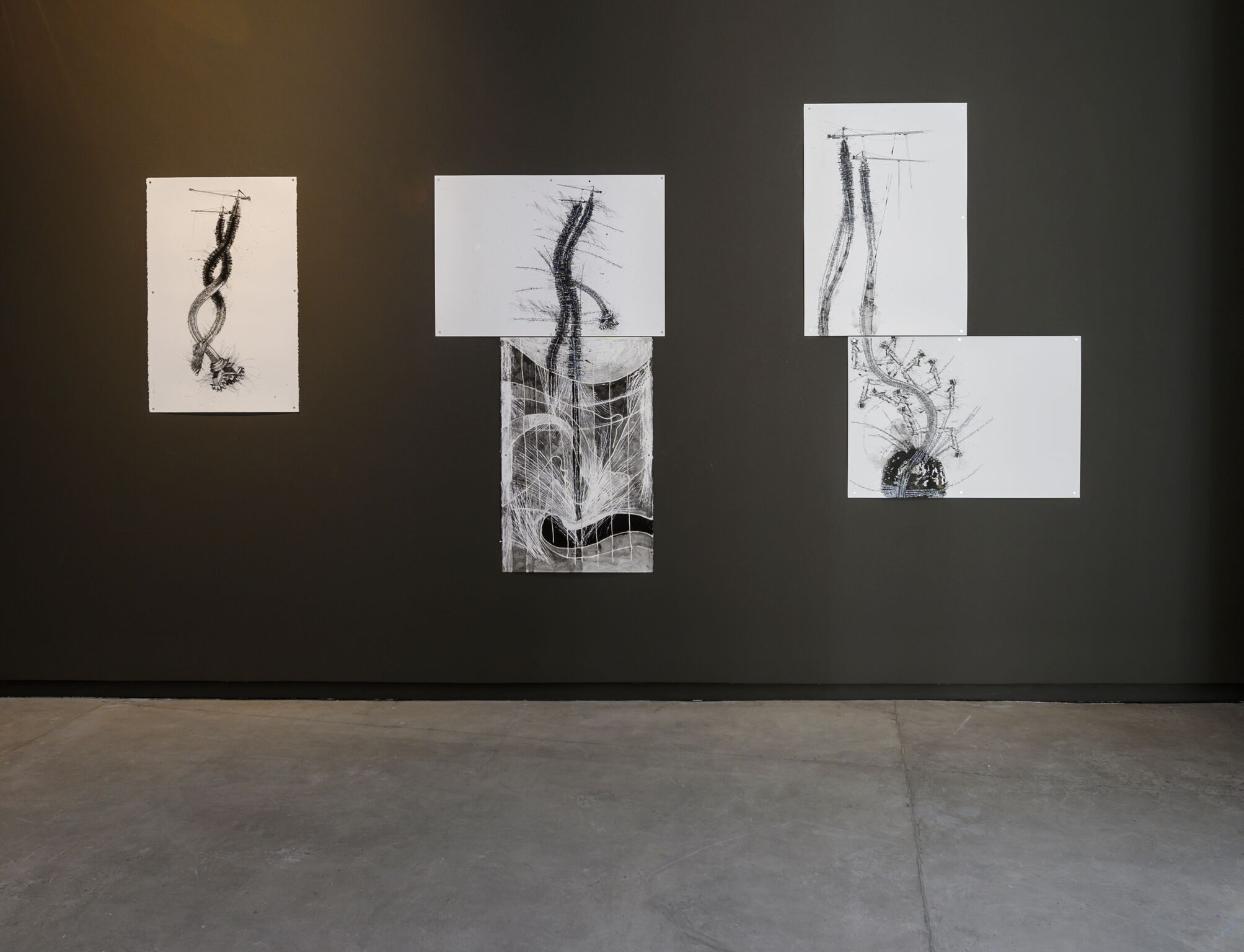 """Christopher Cozier, All around us – elsewhere are beginnings and endings. From """"dig and fly"""", 2019. Photo courtesy SAF."""